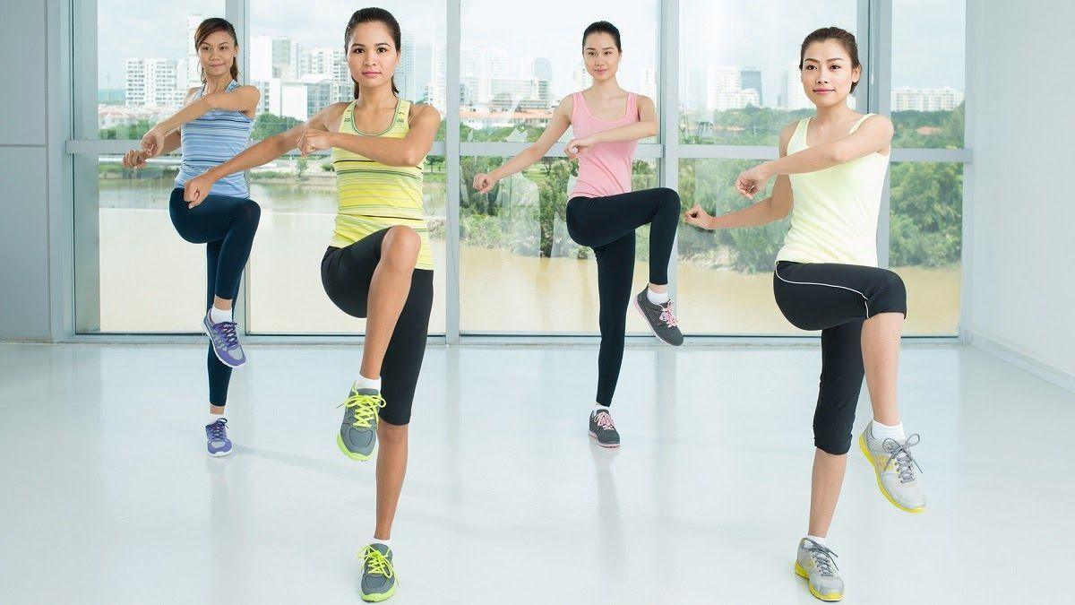 Tập aerobic giúp phòng ngừa viêm khớp háng