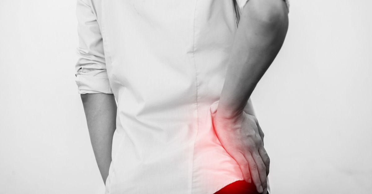 Gai cột sống có thể dẫn đến đau thần kinh tọa