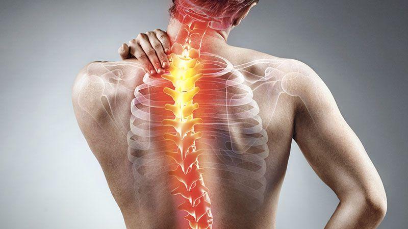 Bệnh gây khó khăn trong hoạt động ở vùng cổ