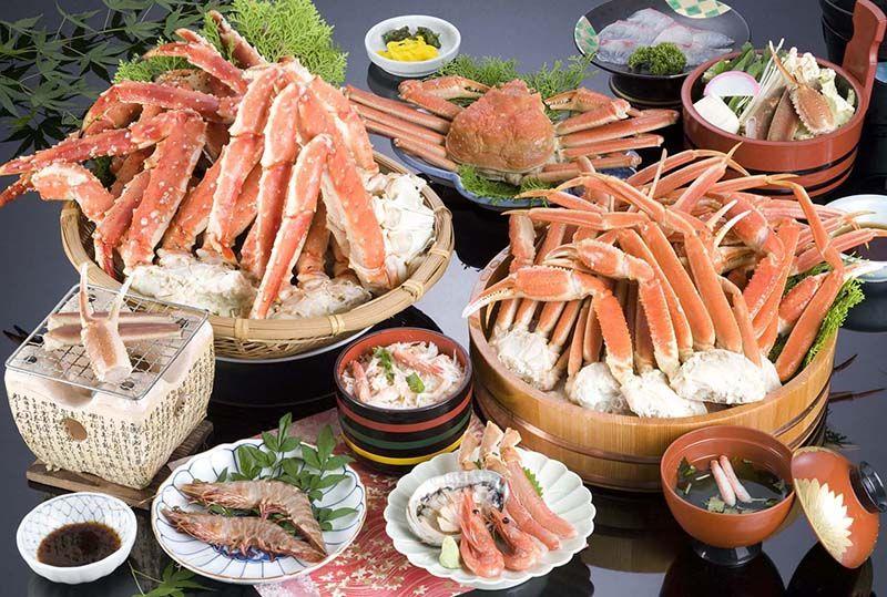 Thành phần purin trong hải sản rất cao gây ảnh hưởng nghiêm trọng đến người bệnh