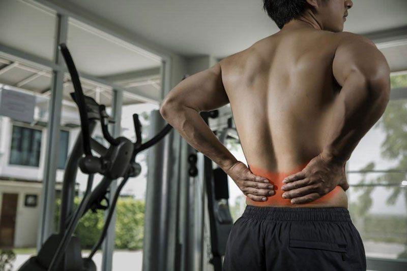 Có nhiều nguyên nhân dẫn đến bệnh thoát vị đĩa đệm cột sống chèn dây thần kinh