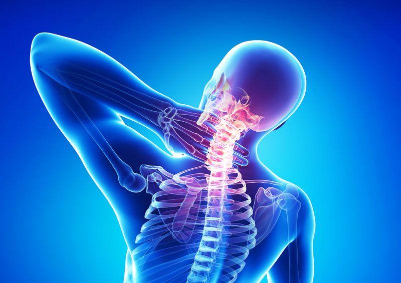 Đau dọc vùng gáy cổ là triệu chứng bệnh