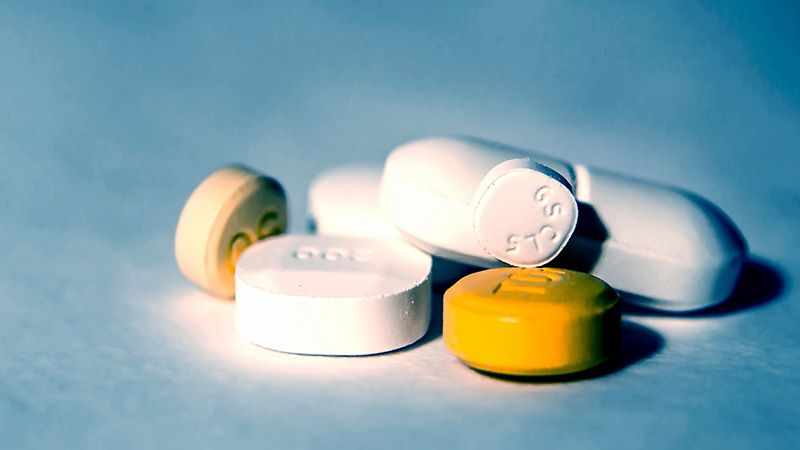 Các loại thuốc chỉ có tác dụng giảm đau