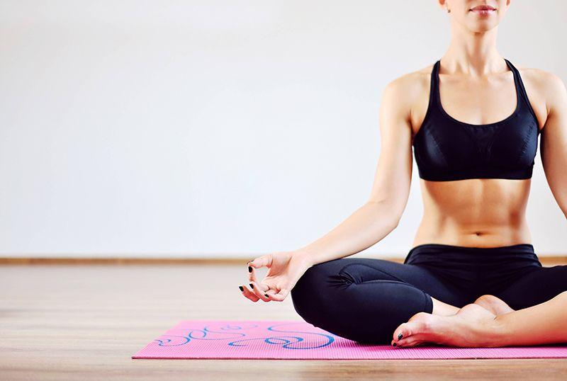 Luyện tập yoga giúp cải thiện tình trạng bệnh