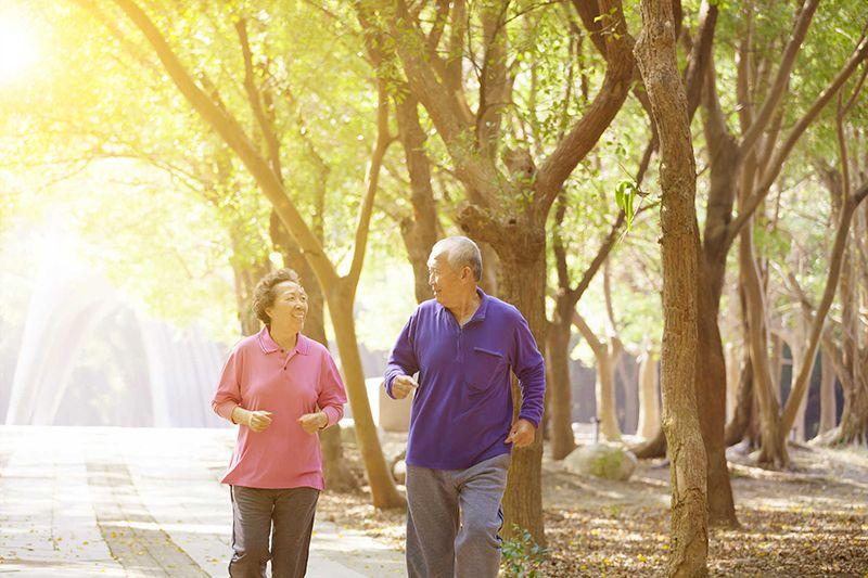 Tăng cường luyện tập thể thao phòng ngừa bệnh khô khớp