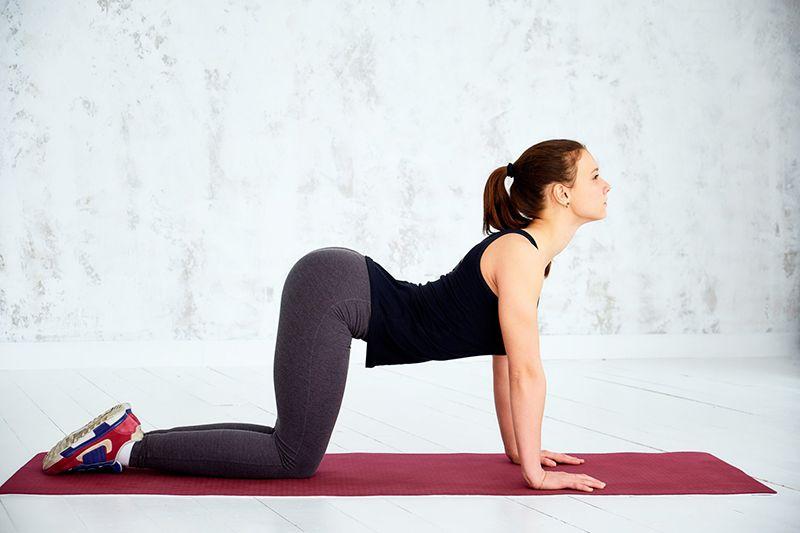 Tập yoga giúp giảm đau xương khớp hiệu quả