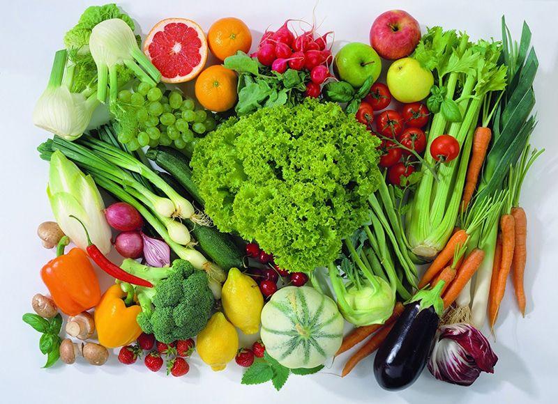 Nhóm thực phẩm giàu rau xanh tốt cho xương khớp