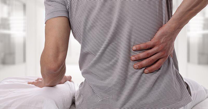 Thoái hóa xương gây đau đớn cho người bệnh