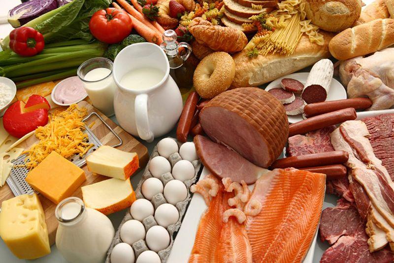 các thực phẩm có lợi cho xương khớp