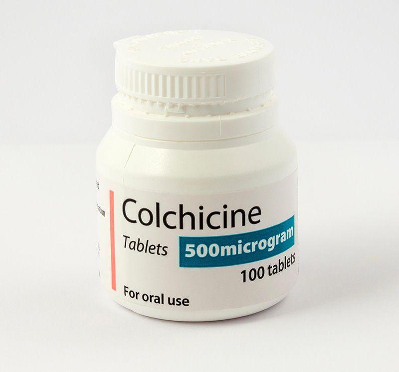 Thuốc chữa gout Colchicine