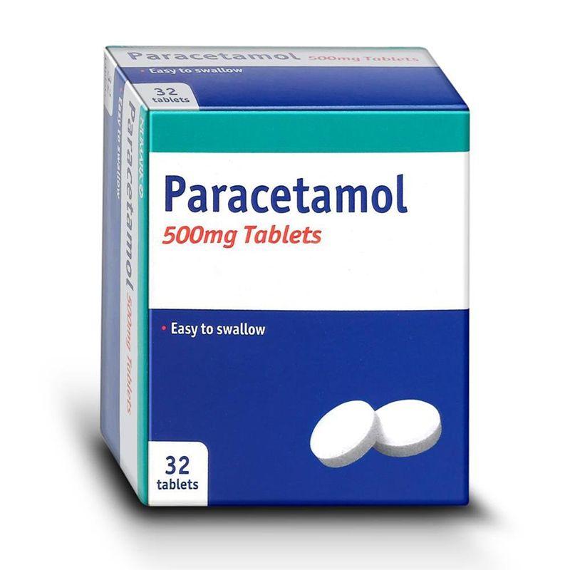 Nhiều người nghĩ ngay đến Paracetamol khi cần tìm hiểu thoái hóa khớp gối nên uống thuốc gì