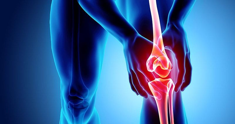 Thoái hóa xương khớp làm cho khả năng vận động khó khăn
