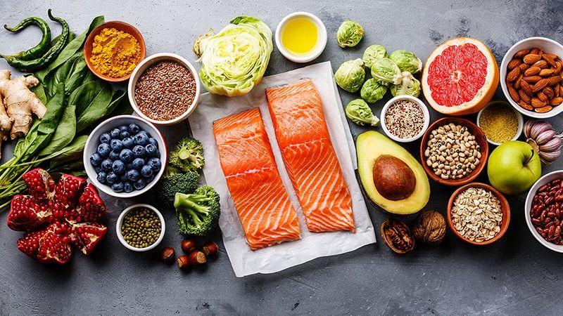 Nhóm thực phẩm chứa Omega - 3