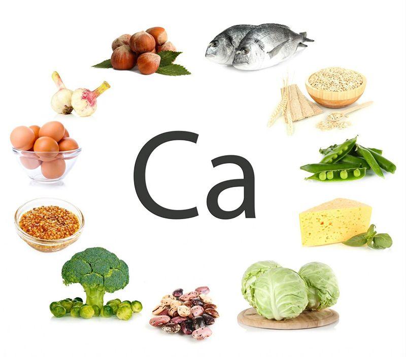 Sử dụng các loại thực phẩm giàu canxi, magie và các chất khoáng để giúp xương, khớp khỏe mạnh