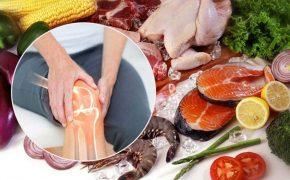 Thoái hóa xương khớp nên ăn gì? Những điều bạn nên biết.